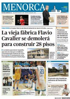 LA VIEJA FÁBRICA FLAVIO CAVALLER SE DEMOLERÁ PARA CONSTRUIR 28 PISOS