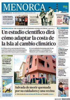 SALVADA DE MORIR QUEMADA POR SU CUIDADORA Y UNA VECINA