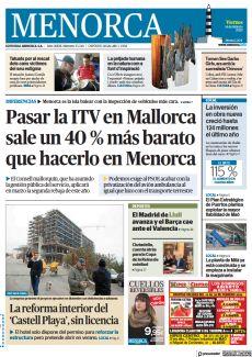 PASAR LA ITV EN MALLORCA SALE UN 40 % MÁS BARATO QUE HACERLO EN MENORCA
