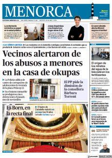 VECINOS ALERTARON DE LOS ABUSOS A MENORES EN LA CASA DE OKUPAS