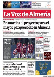 EN MARCHA EL PROYECTO PARA EL MAYOR PARQUE SOLAR EN ALMERÍA
