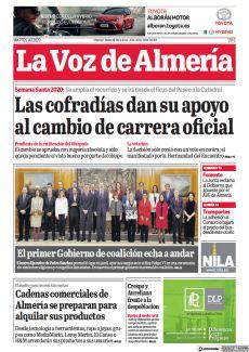 EL PRIMER GOBIERNO DE COALICIÓN ECHA A ANDAR