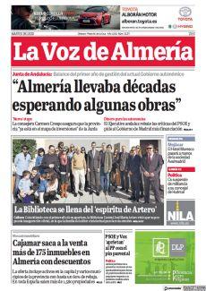 LA BIBLIOTECA SE LLENA DEL 'ESPÍRITU DE ARTERO'
