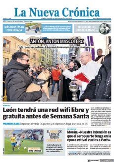 LEÓN TENDRÁ UNA RED WIFI LIBRE Y GRATUITA ANTES DE SEMANA SANTA