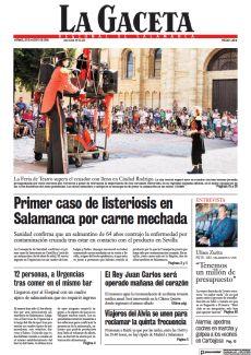 LA FERIA DE TEATRO SUPERA EL ECUADOR CON LLENO EN CIUDAD RODRIGO.
