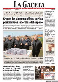 CRECEN LOS ALUMNOS CHINOS POR LAS POSIBILIDADES LABORALES DEL ESPAÑOL