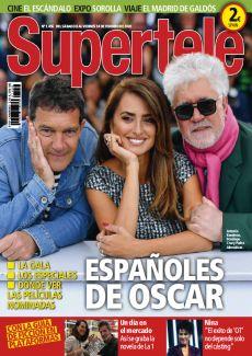 ESPAÑOLES DE OSCAR