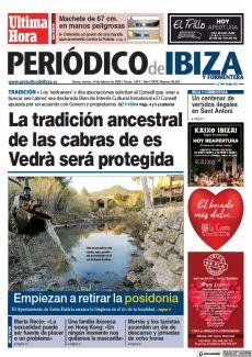 IBZ Y FOR LA TRADICIÓN ANCESTRAL DE LAS CABRAS DE ES VEDRÀ SERÁ PROTEGIDA