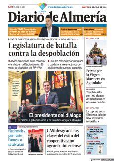 CASI DESGRANA LAS CLAVES DEL ÉXITO DEL COOPERATIVISMO AGRARIO ALMERIENSE