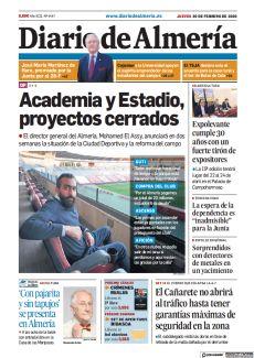 ACADEMIA Y ESTADIO, PROYECTOS CERRADOS