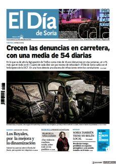 CRECEN LAS DENUNCIAS EN CARRETERA, CON UNA MEDIA DE 54 DIARIAS