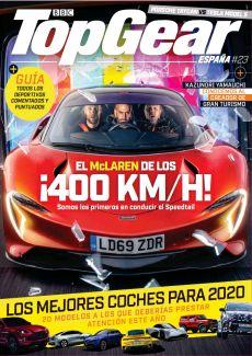 EL MCLAREN DE LOS ¡400 KM/H!