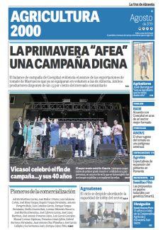 VICASOL CELEBRÓ EL FIN DE CAMPAÑA...Y SUS 40 AÑOS