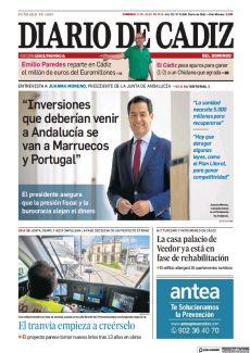 """""""INVERSIONES QUE DEBERÍAN VENIR A ANDALUCÍA SE VAN A MARRUECOS Y PORTUGAL"""""""