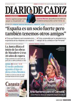 ARTE FLAMENCO PARA EL CARNAVAL
