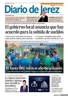 EL GOBIERNO LOCAL ANUNCIA QUE HAY ACUERDO PARA LA SUBIDA DE SUELDOS