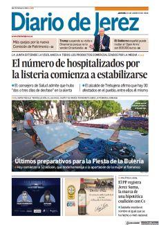 EL NÚMERO DE HOSPITALIZADOS POR LA LISTERIA COMIENZA A ESTABILIZARSE