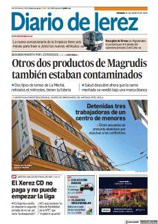 OTROS DOS PRODUCTOS DE MAGRUDIS TAMBIÉN ESTABAN CONTAMINADOS