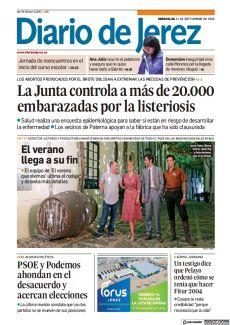 LA JUNTA CONTROLA A MÁS DE 20.000 EMBARAZADAS POR LA LISTERIOSIS