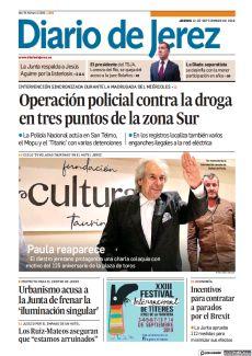 OPERACIÓN POLICIAL CONTRA LA DROGA EN TRES PUNTOS DE LA ZONA SUR