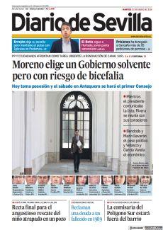 MORENO ELIGE UN GOBIERNO SOLVENTE PERO CON RIESGO DE BICEFALIA