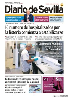 """EL LABORATORIO MUNICIPAL ACUSA A LA JUNTA DE """"DESLEALTAD"""""""