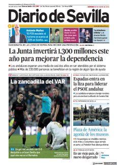 LA JUNTA INVERTIRÁ 1.300 MILLONES ESTE AÑO PARA MEJORAR LA DEPENDENCIA
