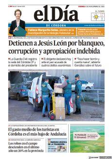 DP DETIENEN A JESÚS LEÓN POR BLANQUEO, CORRUPCIÓN Y APROPIACIÓN INDEBIDA
