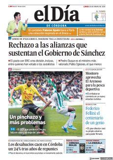 RECHAZO A LAS ALIANZAS QUE SUSTENTAN EL GOBIERNO DE SÁNCHEZ