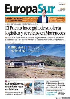 EL PUERTO HACE GALA DE SU OFERTA LOGÍSTICA Y SERVICIOS EN MARRUECOS