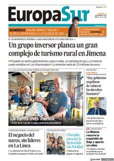 UN GRUPO INVERSOR PLANEA UN GRAN COMPLEJO DE TURISMO RURAL EN JIMENA