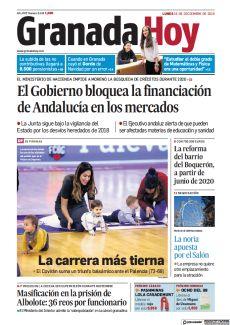 EL GOBIERNO BLOQUEA LA FINANCIACIÓN DE ANDALUCÍA EN LOS MERCADOS