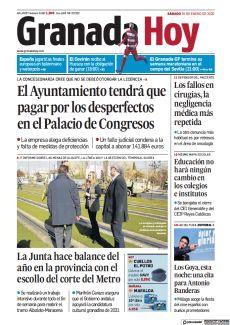 LA JUNTA HACE BALANCE DEL AÑO EN LA PROVINCIA CON EL ESCOLLO DEL CORTE DEL METRO