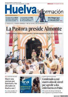 LA PASTORA PRESIDE ALMONTE