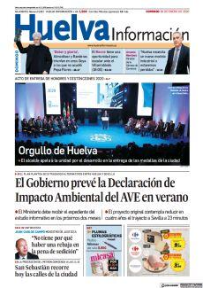EL GOBIERNO PREVÉ LA DECLARACIÓN DE IMPACTO AMBIENTAL DEL