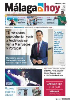 """""""INVERSIONES QUE DEBERÍAN VENIR A ANDALUCÍA SE VAN A MARRUECOS Y PORTUGAL"""