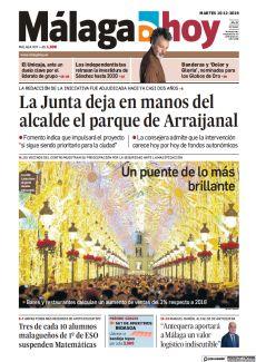 LA JUNTA DEJA EN MANOS DEL ALCALDE EL PARQUE DE ARRAIJANAL