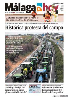 HISTÓRICA PROTESTA DEL CAMPO