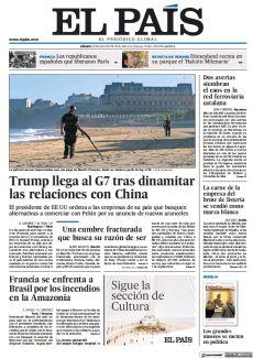 TRUMP LLEGA AL G7 TRAS DINAMITAR LAS RELACIONES CON CHINA