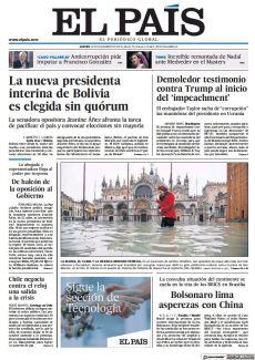 LA MAREA, EL CLIMA Y LA DESIDIA INUNDAN VENECIA.