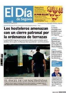 LOS HOSTELEROS AMENAZAN CON UN CIERRE PATRONAL POR LA ORDENANZA DE TERRAZAS