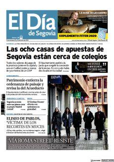 LAS OCHO CASAS DE APUESTAS DE SEGOVIA ESTÁN CERCA DE COLEGIOS