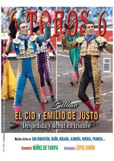 EL CID Y EMILIO DE JUSTO