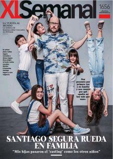 SANTIAGO SEGURA RUEDA EN FAMILIA