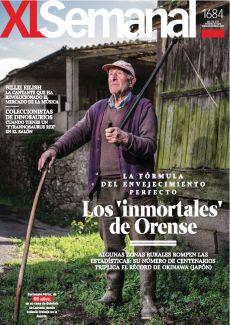 LOS 'INMORTALES' DE ORENSE